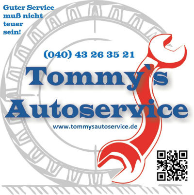 Tommys Autoservice In Hamburgrahlstedt
